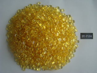 Yellowish Granule Co-Solvent Polyamide Resin High Glossiness DY-P104